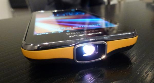 Наследник Samsung Galaxy Beam «засветился» в Китае