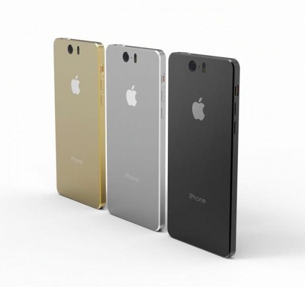 iPhone 6 будет оснащен рядом дополнительных датчиков (слухи)