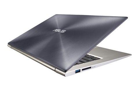 Asus обновляет серию ультрабуков Zenbook