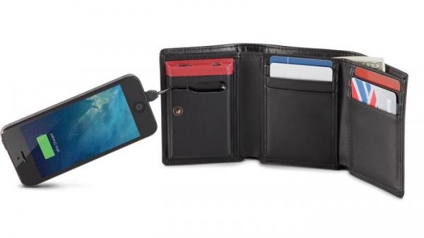 Кошелек — зарядное устройство Smartphone Charging Wallet