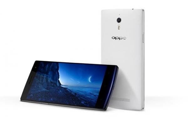 Официальный анонс Oppo Find 7