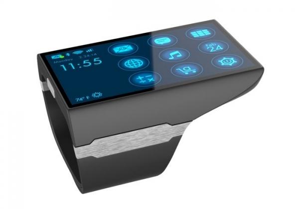 Rufus Cuff — «умные» часы-коммуникатор с 3-дюймовым дисплеем