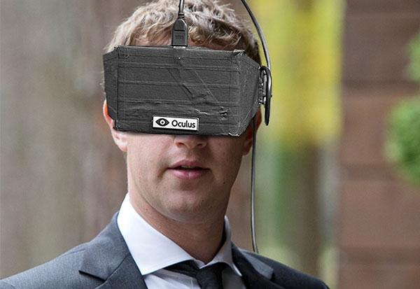 Facebook заплатит 2 миллиарда за компанию Oculus