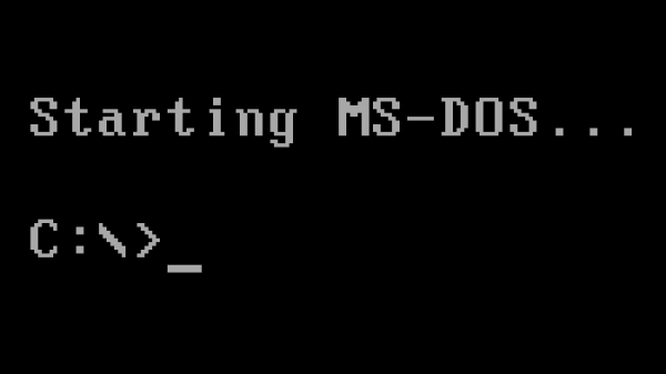 Microsoft открыла оригинальные «исходники» MS-DOS