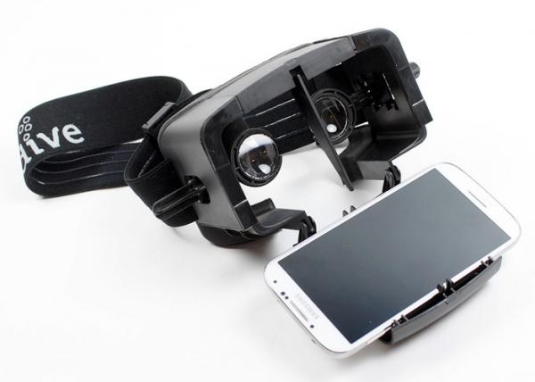 Durvois Dive — очки виртуальной реальности для смартфона