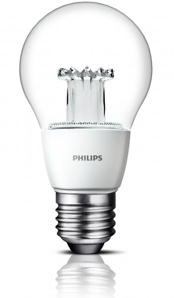 Светодиодная лампа Philips, мимикрирующая под «лампочку Ильича»