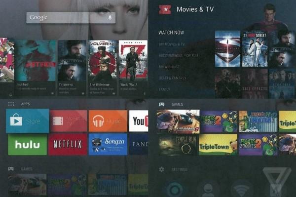 Android TV: Google готовит еще одну телеприставку