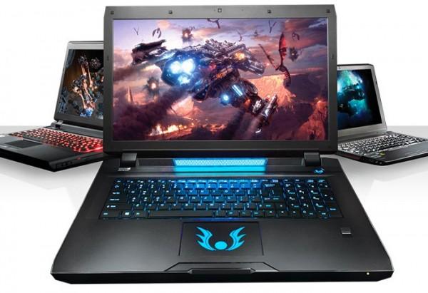 Высокопроизводительные игровые ноутбуки от Digital Storm