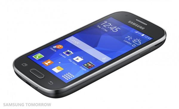 Samsung запускает Galaxy Ace Style с 4'' дисплеем и ОС Android KitKat