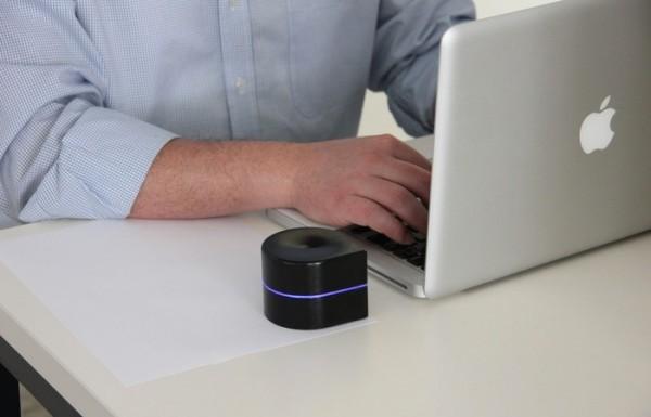 Портативный робот-принтер Mini Mobile Robotic Printer