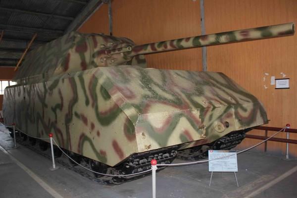 Wargaming планирует восстановить легендарный танк «Maus»