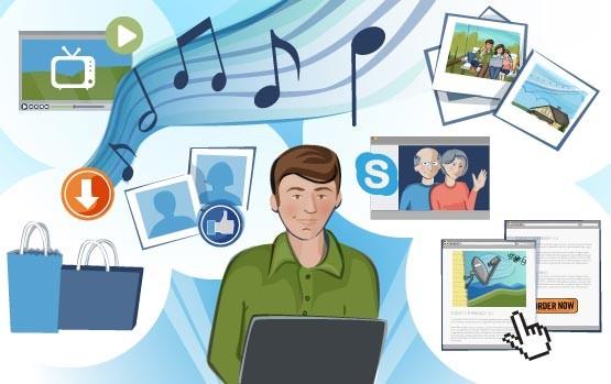 Интернет-пользователи шлют по 204 миллиона электронных писем в минуту