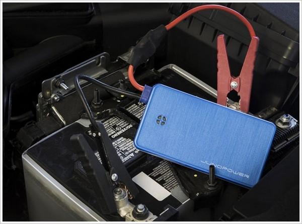 Jumpr — портативное зарядное устройство для автомобилистов