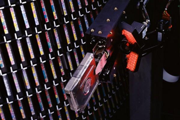 Sony повысила плотность записи на магнитную ленту в 74 раза