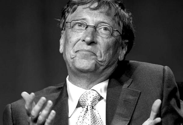 Билл Гейтс избавится от всех акций Microsoft в течение последующих четырех лет?