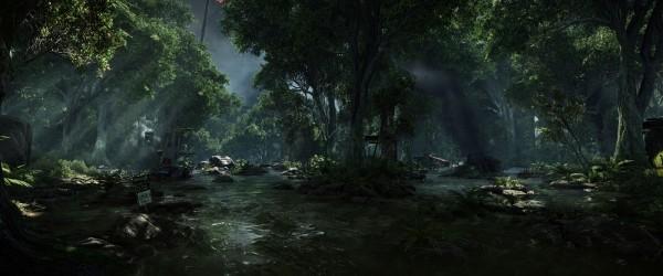 Самый жестокий графический бенчмарк в мире: Crysis 3 запустили в разрешении 8K