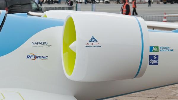 E-Fan от инженеров Airbus: «электрическая авиация» — не за горами