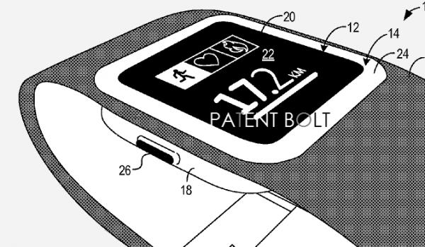 Патентная заявка раскрыла возможные планы Microsoft по созданию своих «умных часов»