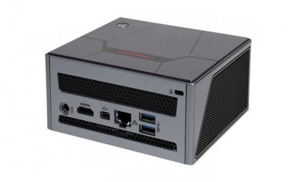 Компактный, но мощный десктоп CyberPowerPC Fang
