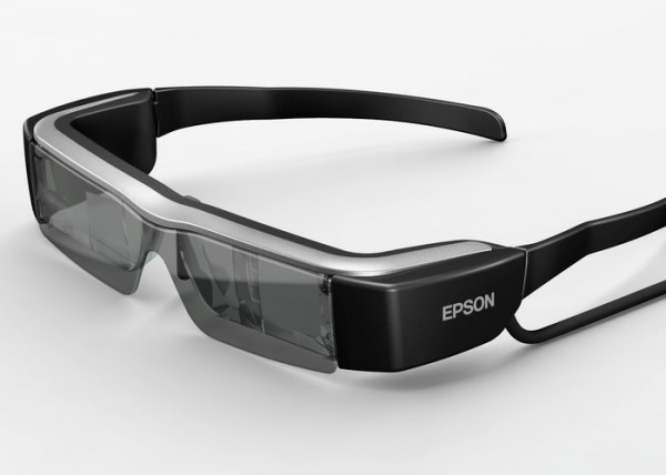 «Умные» очки Epson Moverio BT-200