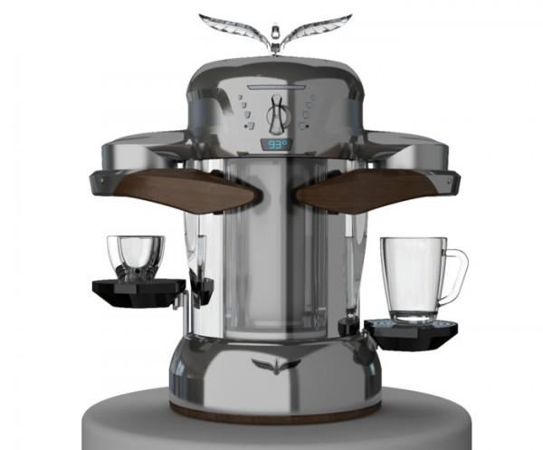 La Fenice – первая в мире индукционная кофе-машина
