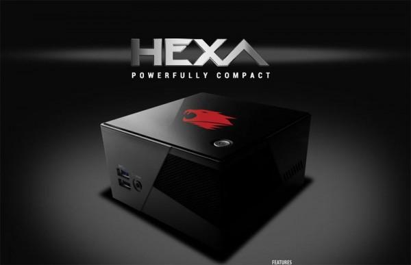 iBUYPOWER представляет компактный и высокопроизводительный ПК HEXA Ultra SFF