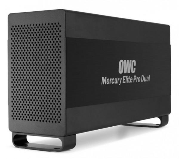 Mercury Elite Pro Dual: новые 10-терабайтные накопители от OWC, с Thunderbolt