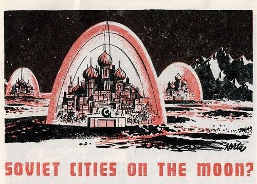 В 2030 году Россия начнет колонизацию Луны?