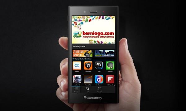 BlackBerry анонсирует 200-долларовый смартфон Z3 «Jakarta Edition»