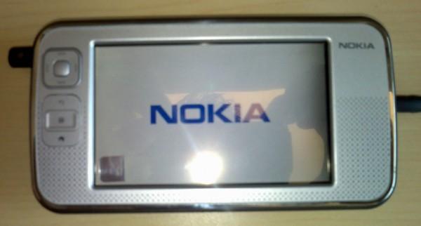 Новый девайс от Nokia