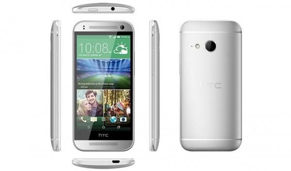 HTC анонсировал компактный смартфон One Mini 2