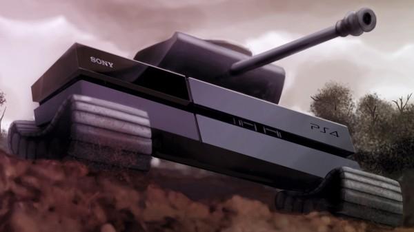 PS4 продается лучше Xbox One четыре месяца кряду