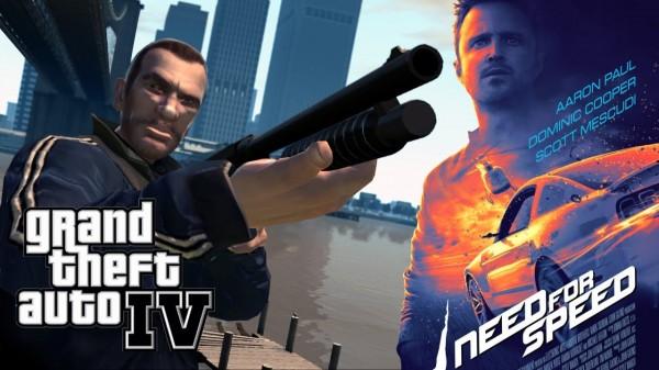 Фанат GTA IV использовал игру для воссоздания трейлера к фильму Need For Speed