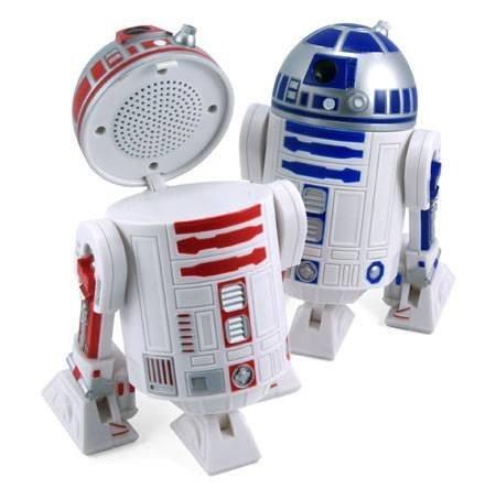 Колонки для фанатов «Звездных войн»