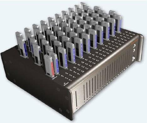 Virtual Console USB Drive Duplicator – копировальный аппарат для флешек