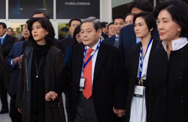 Председатель концерна Samsung пришел в сознание после двухнедельной комы