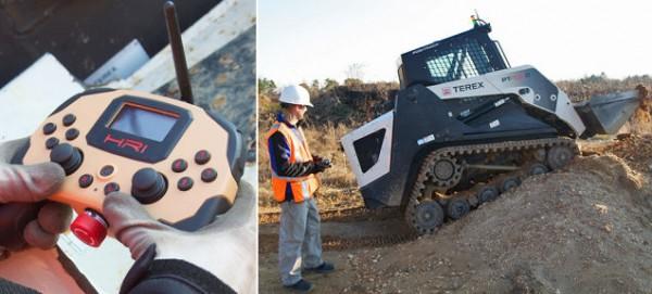 «Игровой контроллер» для брутальных строителей