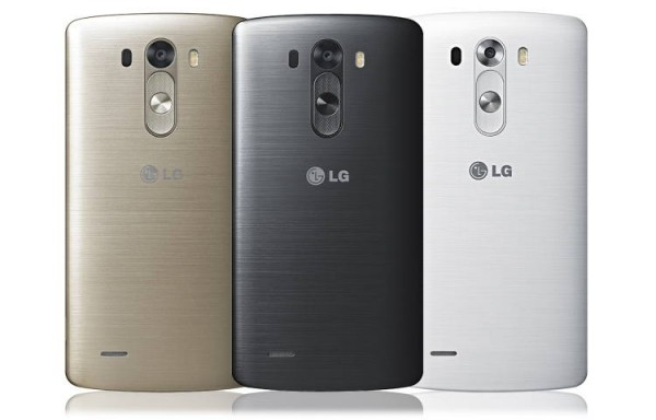 Флагманский G3 случайно появился на официальном сайте LG