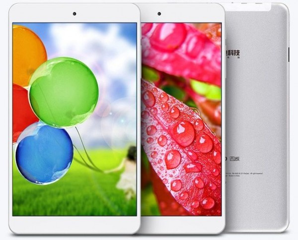 Teclast P78HD — 7-дюймовый fullHD-планшет за 100 $
