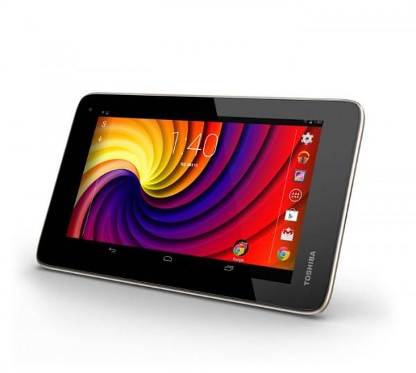 Анонс планшета Toshiba Excite Go