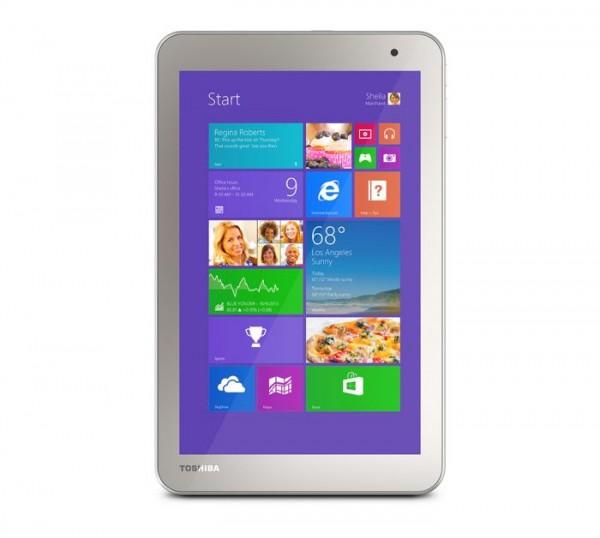 Toshiba Encore 2 — бюджетный планшет с Windows 8.1