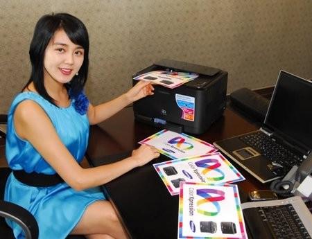 Samsung CLP-315K и CLX-3175FNK – самые маленькие цветные лазерные принтеры
