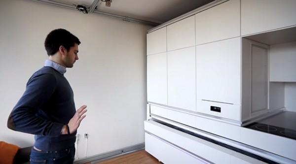 CityHome – «квартира-трансформер» от MIT