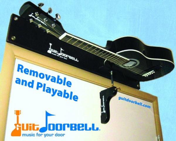 GuitDoorbell – дверной звонок из гитары