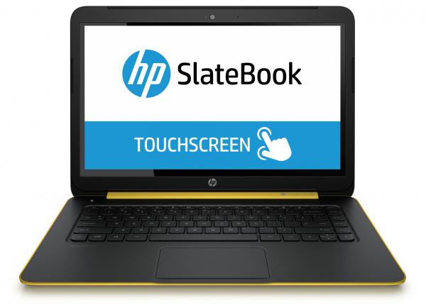 HP анонсирует SlateBook 14: Android-ноутбук на чипсете Tegra 4