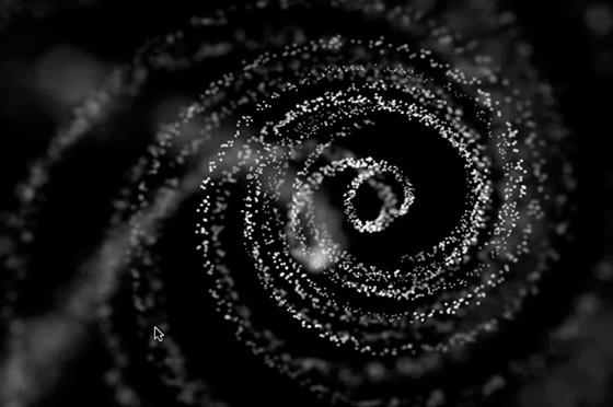 Pixie Dust – дисплей из левитирующих на акустических волнах частиц