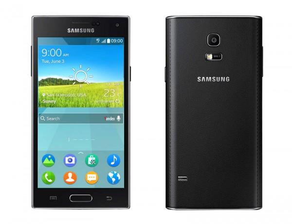 Samsung Z — первый в мире смартфон с ОС Tizen