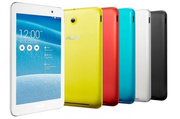 Анонс 64-битных планшетов Asus MeMO Pad 7 и 8