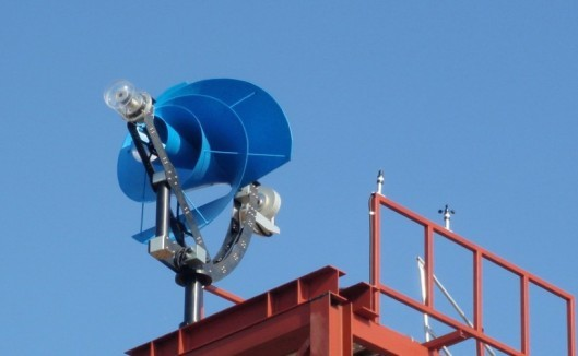 Liam F1 Urban Wind Turbine — ветряная турбина 21-го века
