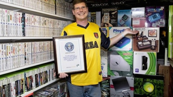 Крупнейшая в мире коллекция игр отправилась на аукцион